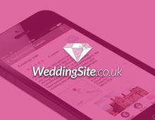 Weddingsite iPhone app